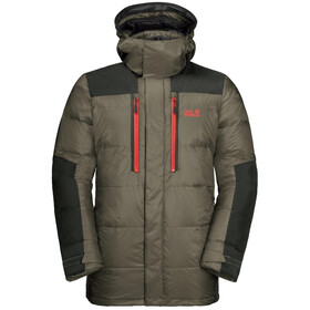 Jack Wolfskin The Cook Parka Men, granite